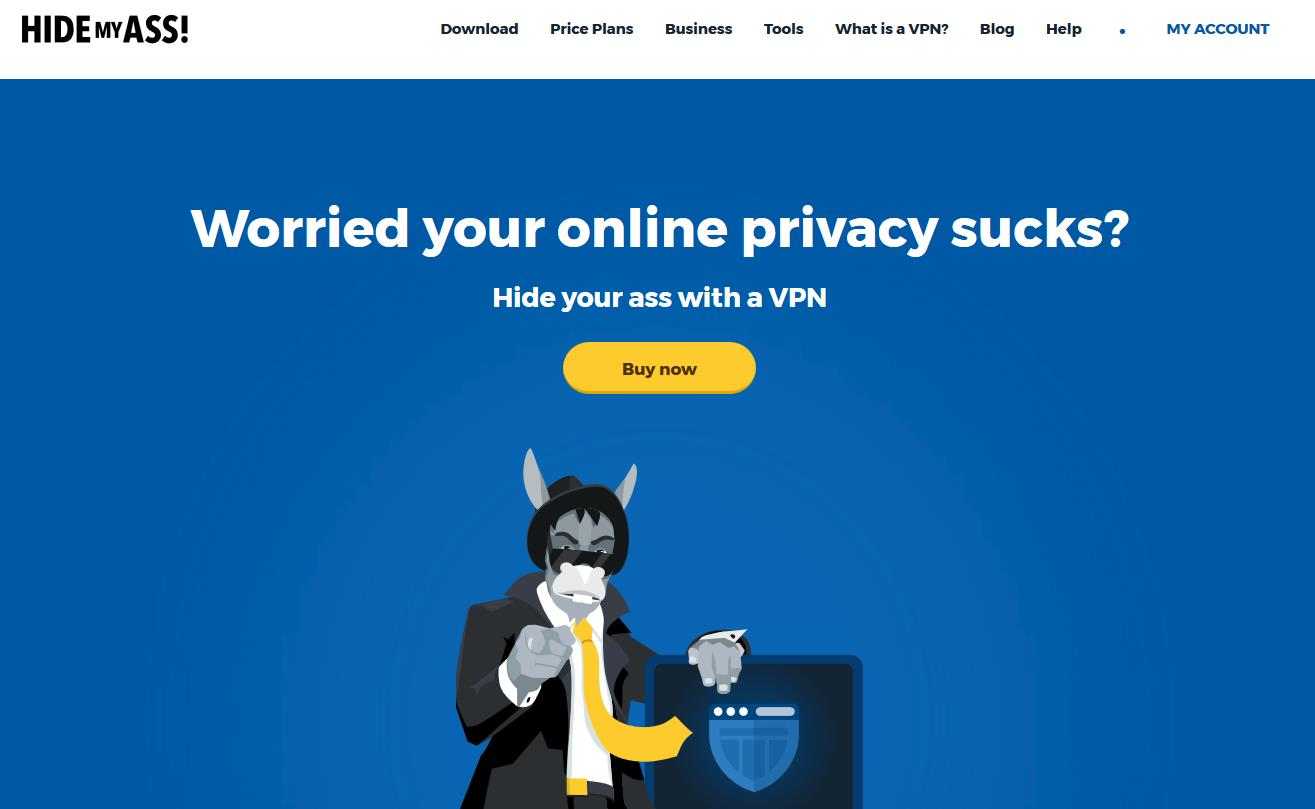 Reviews Of The Hide My Ass  Vpn