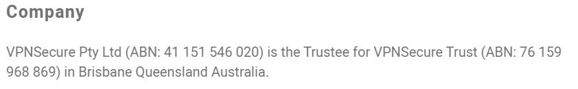VPNSecure Australia