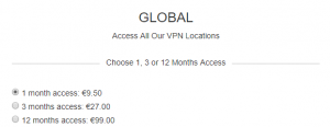 blackvpn subscription duration