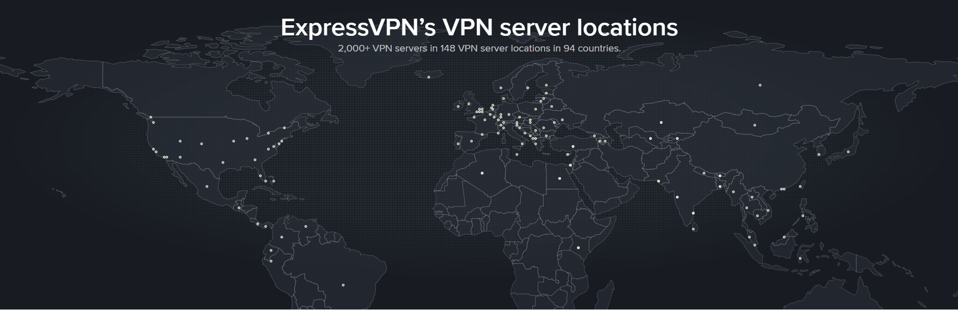 Express VPN Servers and Locations