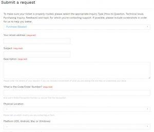 hotspot shield refund request form