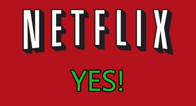Netflix passed and working