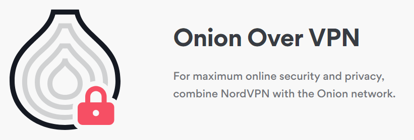 NordVPN Onion Over VPN TOR integration