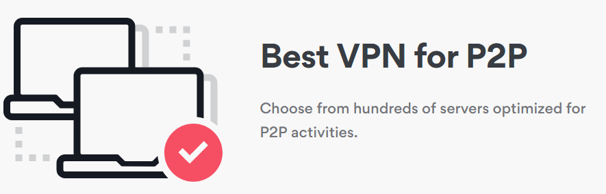 NordVPN p2p and torrenting friendly
