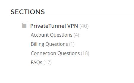 private tunnel vpn knoweldge base
