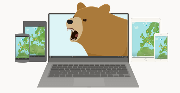 TunnelBear Product