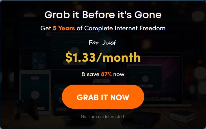 Ivacy VPN 2019 discount