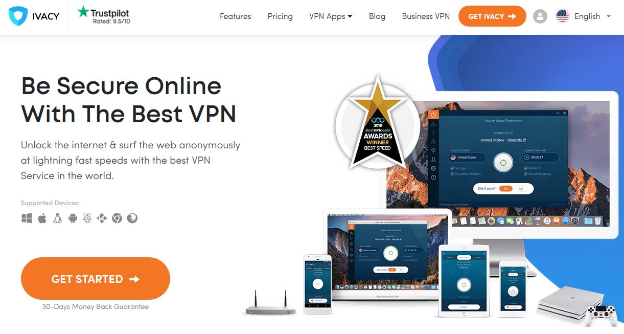 Ivacy VPN Review (Unbelievable VPN - TESTED) | GoBestVPN com