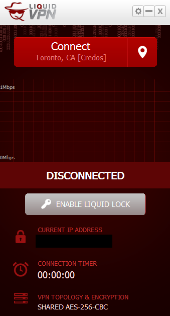 LiquidVPN client