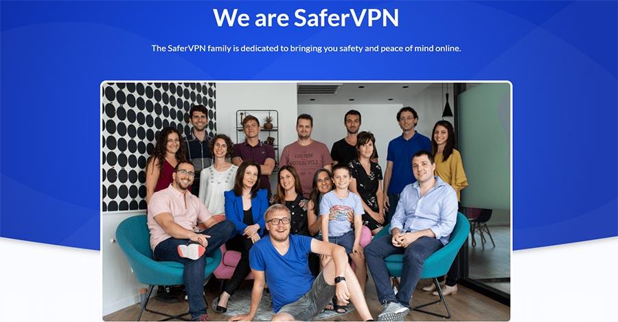 SaferVPN team