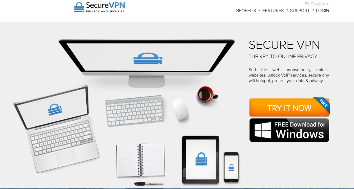 SecureVPN review