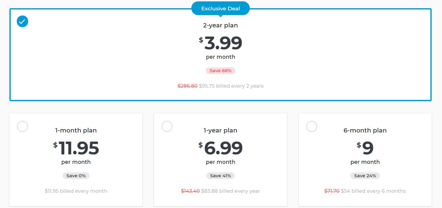 Hola VPN Pricing