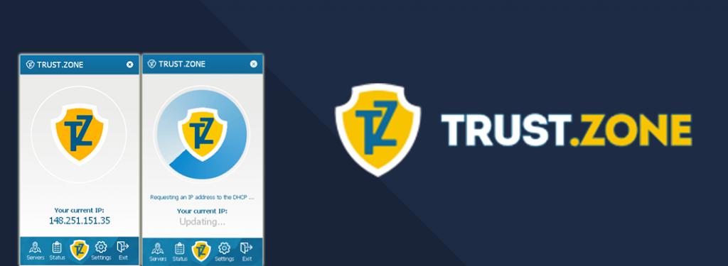 TrustZone VPN