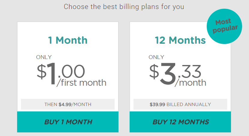 VPN.ht pricing