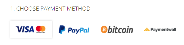 zoog payment methods
