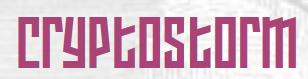 cryptostorm logo