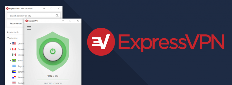 ExpressVPN home