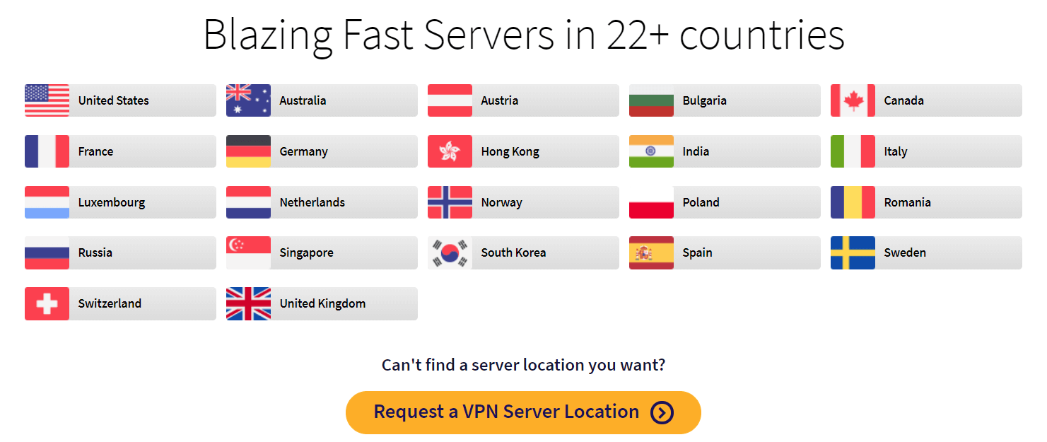 server count