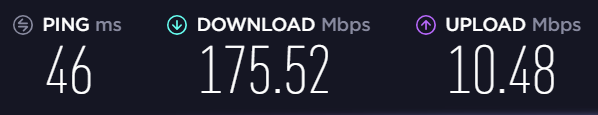 vpn speed test to europe