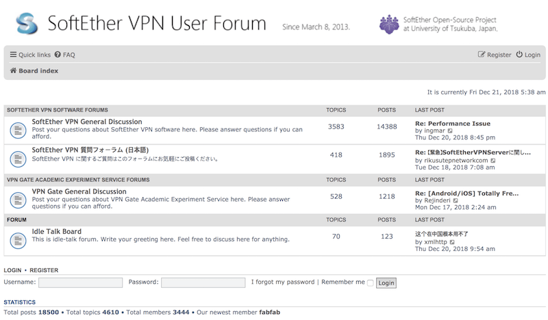 softether vpn forum