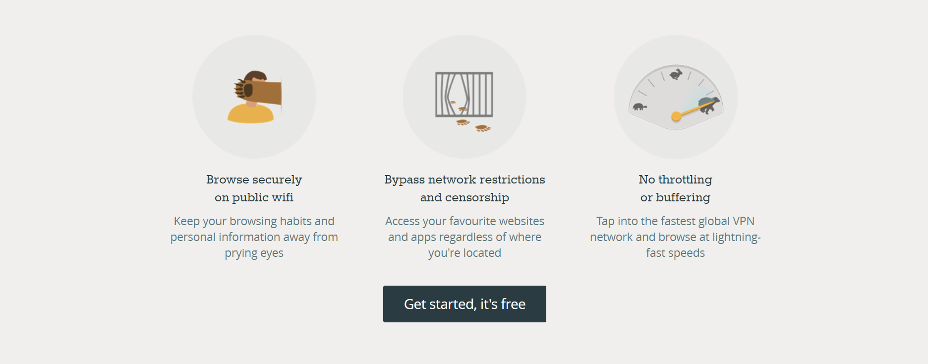 Top 5 Free (or Freemium) VPNs That Actually Work | GoBestVPN com