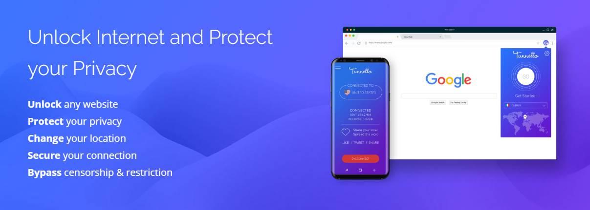 Tunnello VPN review