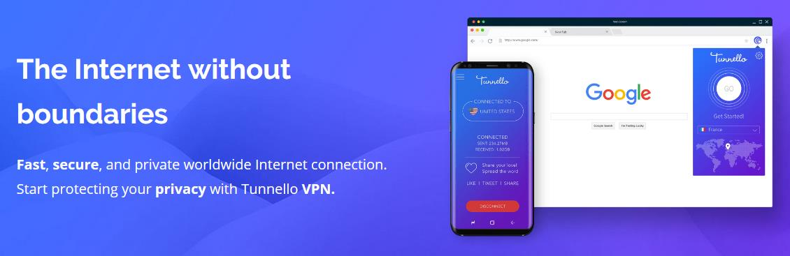 Tunnello VPN review