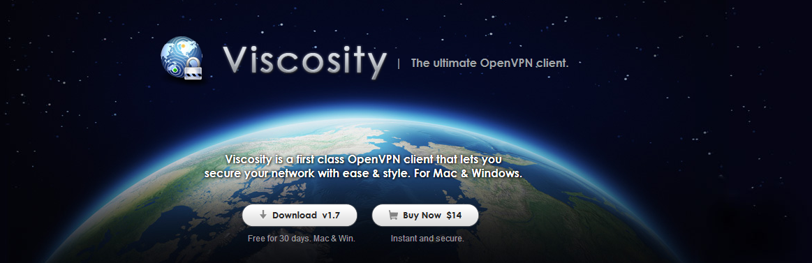 Viscosity VPN review
