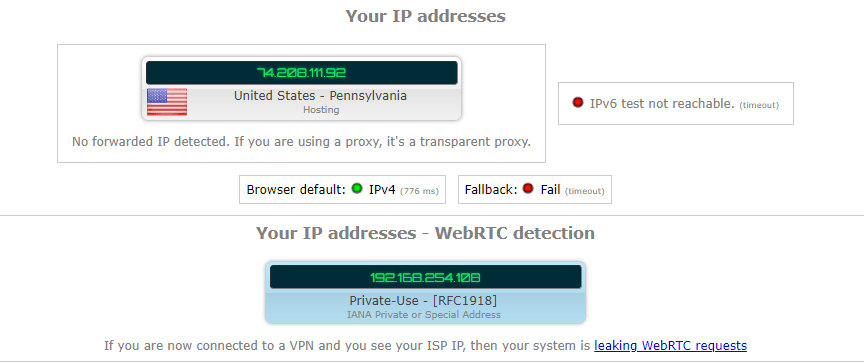 vpn gate ip leak test