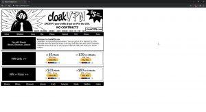 cleakvpn website