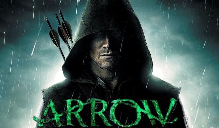 how to watch arrow online
