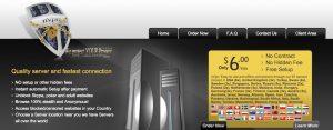 nVpn website