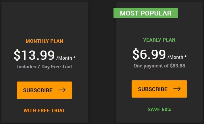 vpnhub price