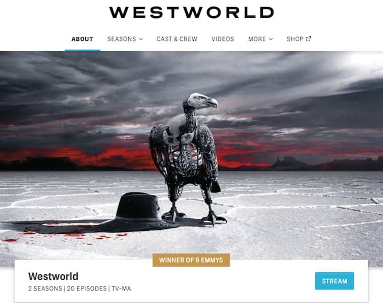 watch westworld online on hbo