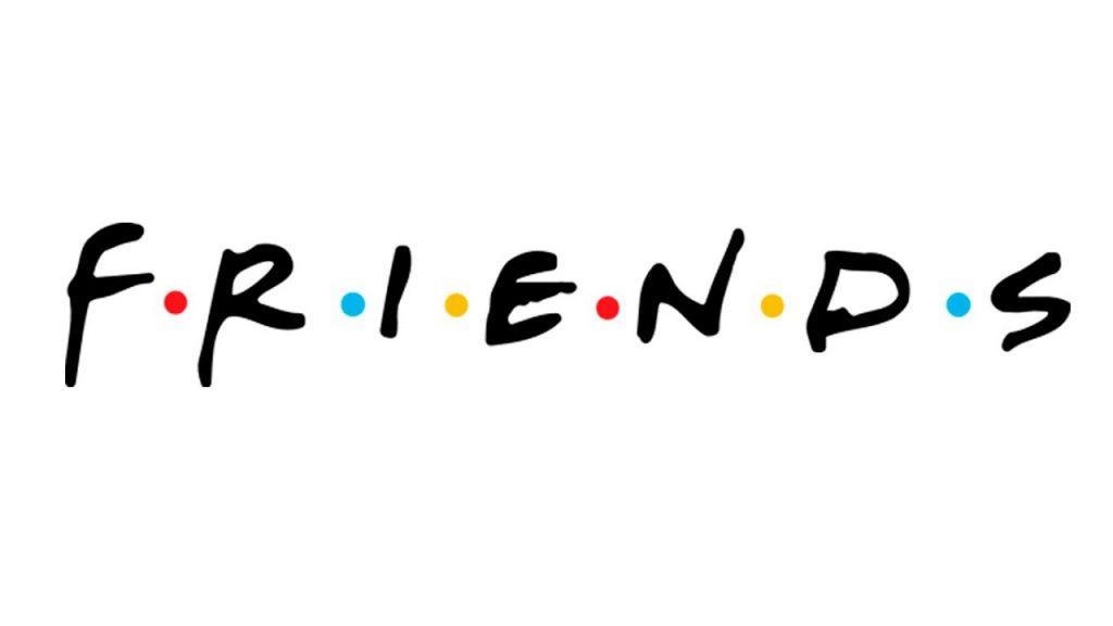 friends tv show promo poster
