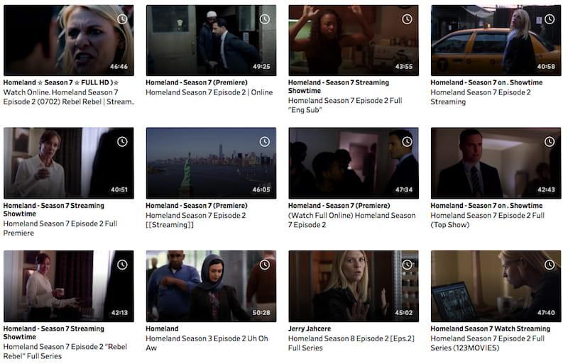 Watch Homeland on Dailymotion
