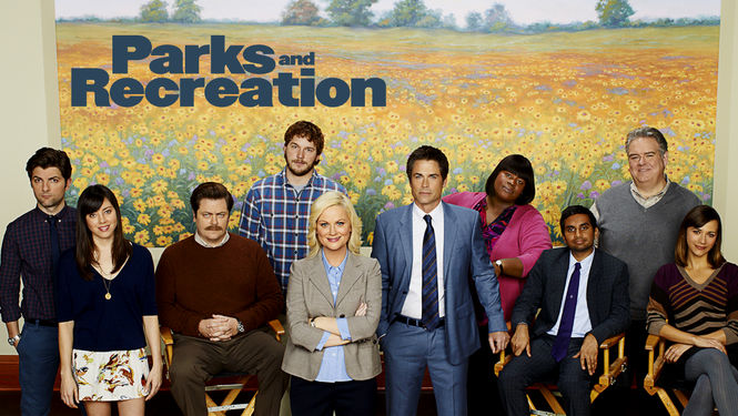 parks and recreation poster cast promo