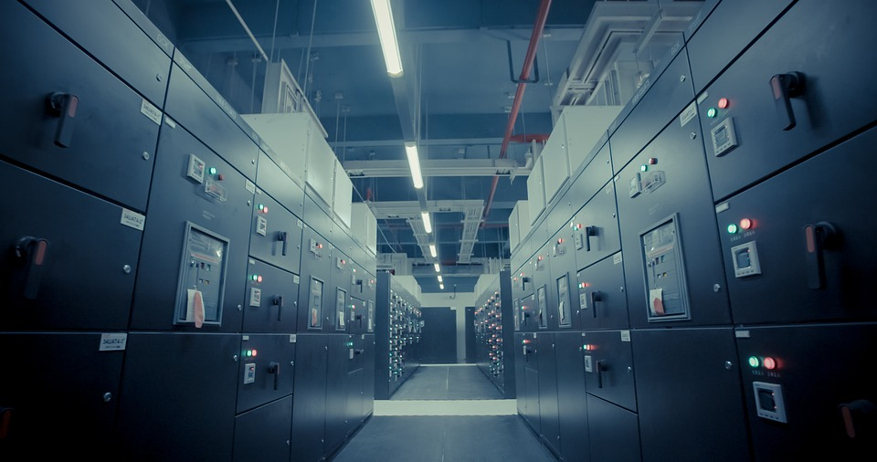data center warehouse cyber security