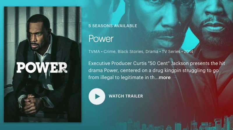 Watch Power on Hulu