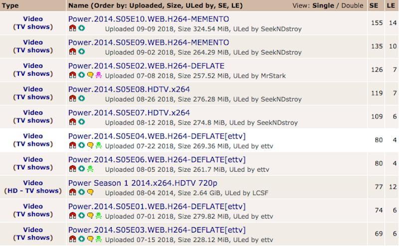 stream power tv show