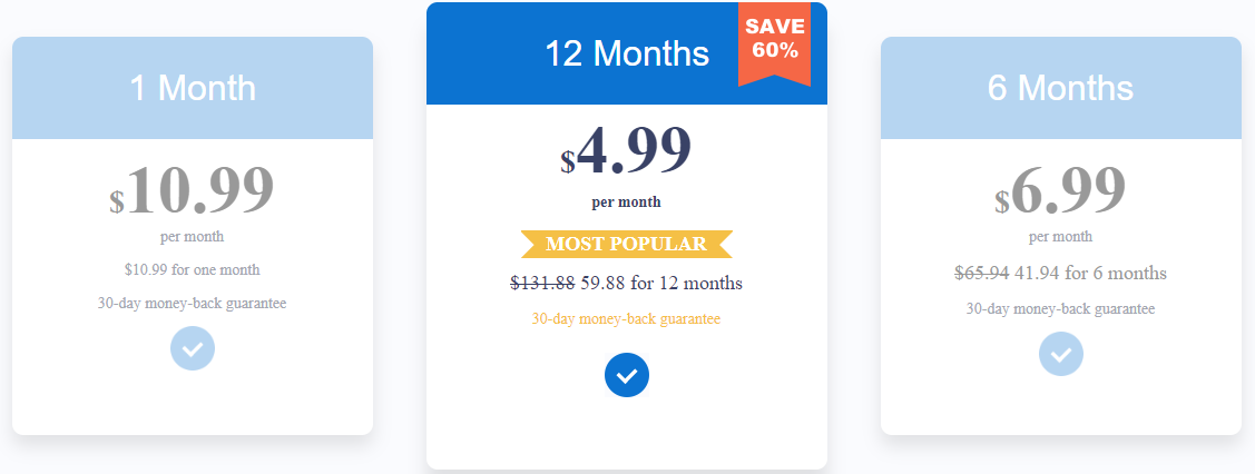 skyvpn pricing plan