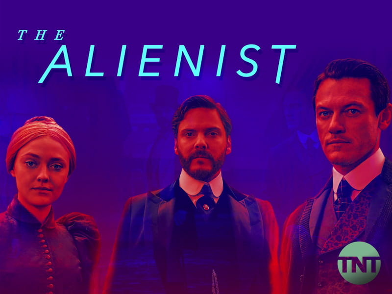 TNT the alienist stream official show