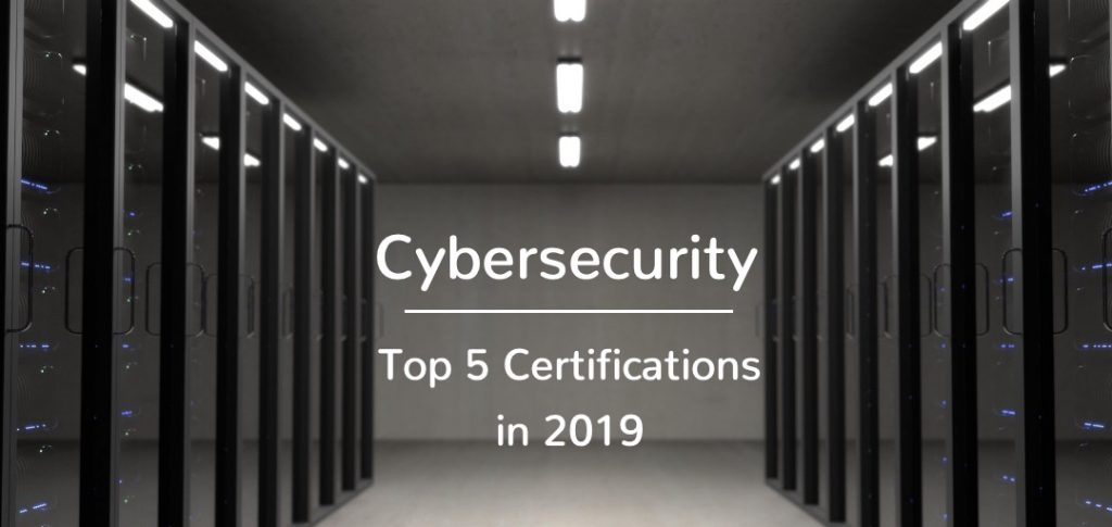 cybersecurity certifications data center