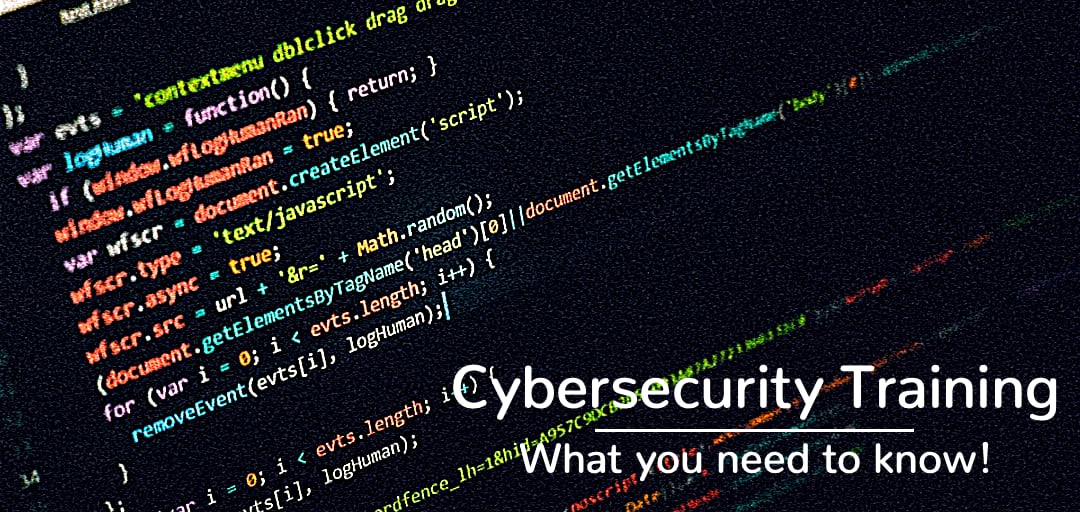 learn about cybersecurity training
