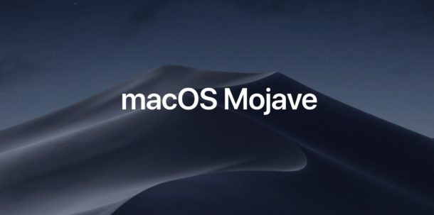 apple macos mojave system preferences