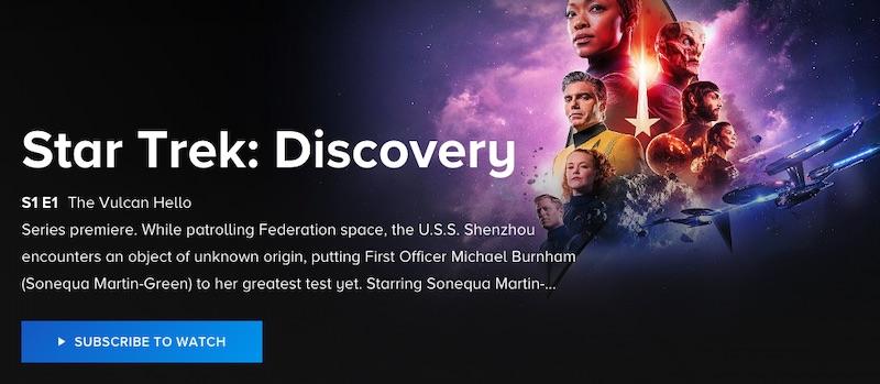 star trek discovery stream on cbs
