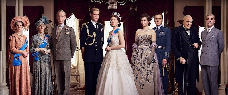 how to watch the crown online