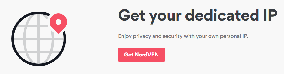 nordvpn dedicated ip banner