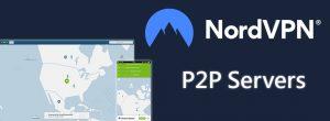 NordVPN P2P servers