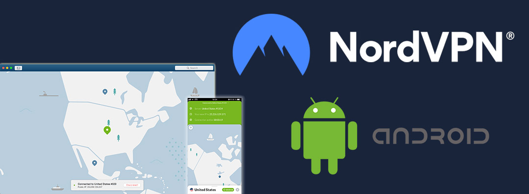 nordvpn for android and apk